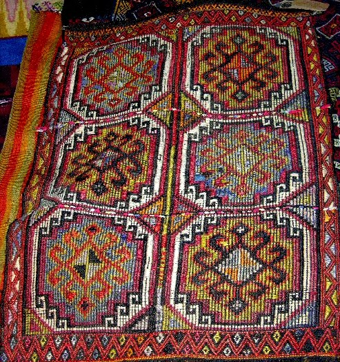 Antique Azerbaijani Carpet