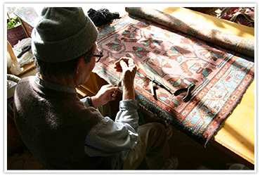 Jan Ali Expert Rug Repair and Re-Weaving