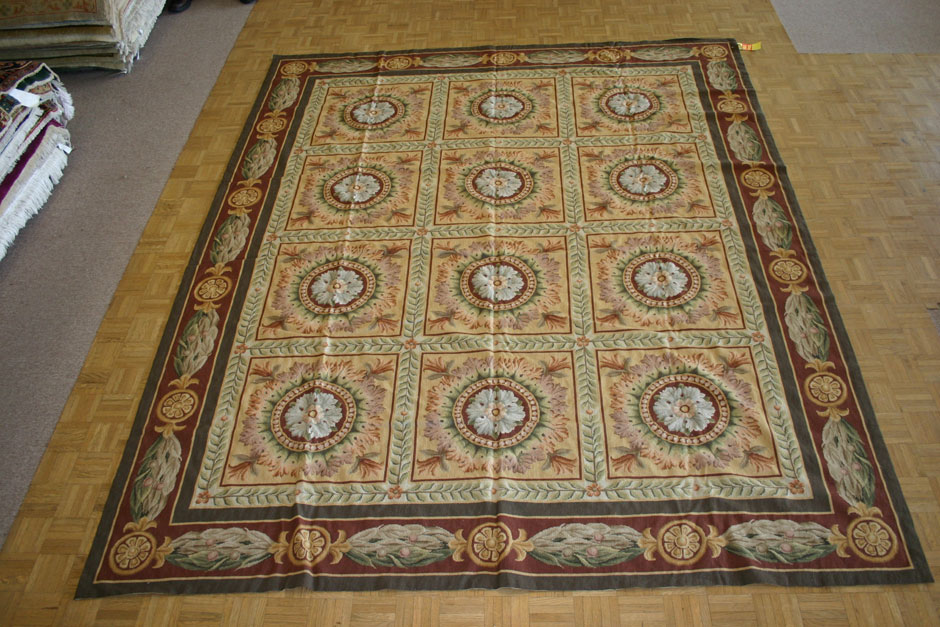 Asmara Needlepoint carpet