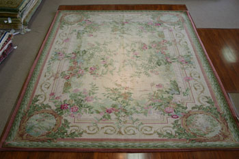 Savonille rug 1