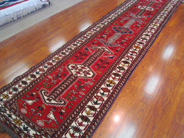 Hand knotted Nasrabad 2
