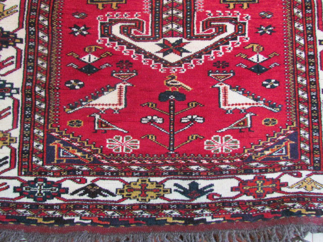 Hand knotted Nasrabad 3