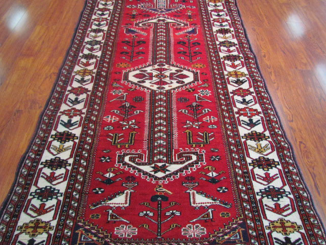 Hand knotted Nasrabad 4