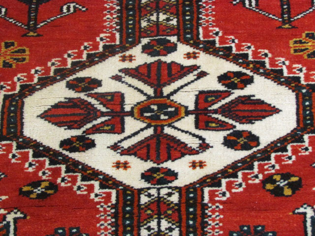 Hand knotted Nasrabad 5