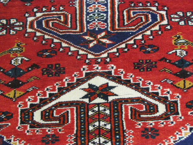 Hand knotted Nasrabad 6
