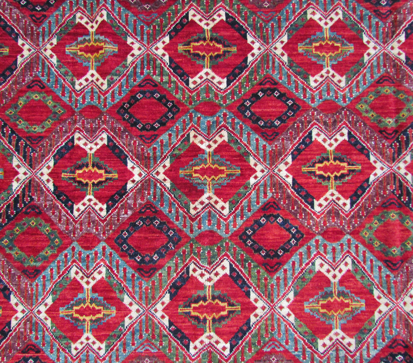 Yomut Main Carpet (X16028)